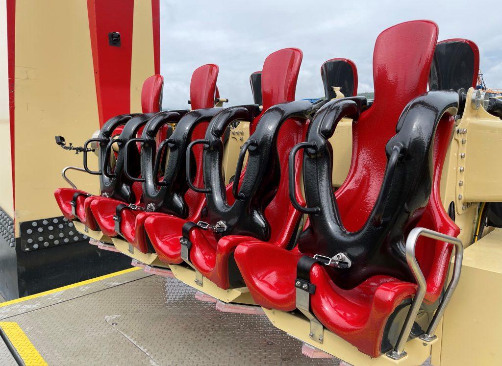 Adirondack Outlaw Gondola Seating