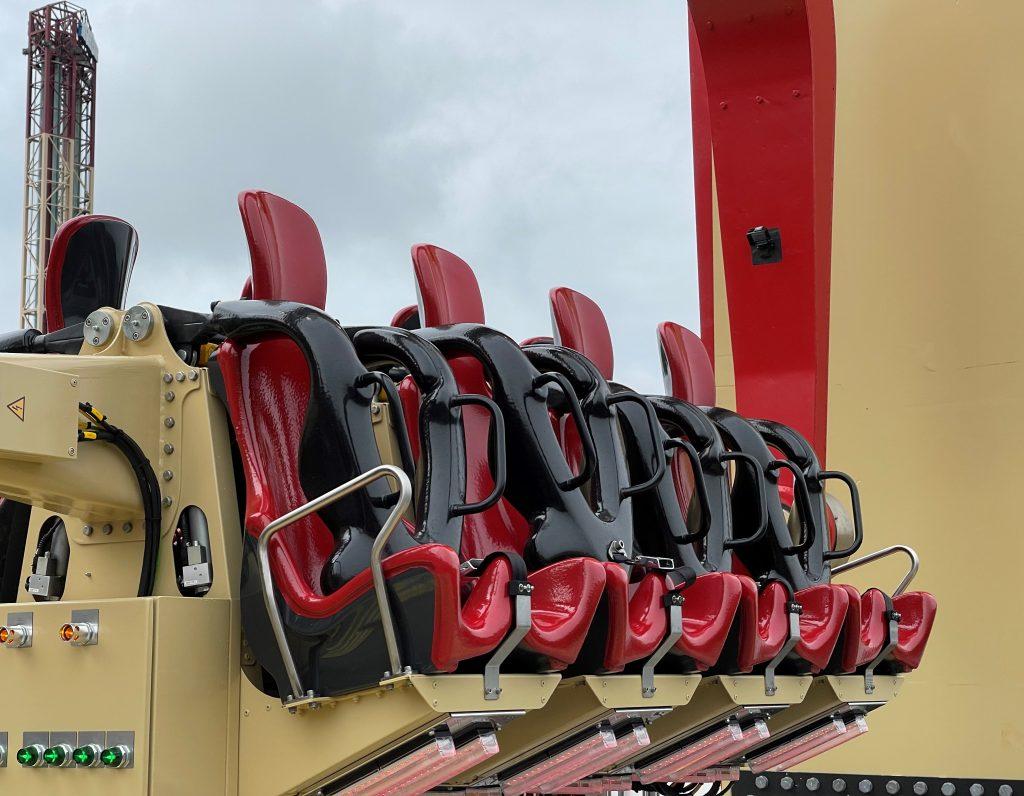 Adirondack Outlaw Gondola Seating View 2