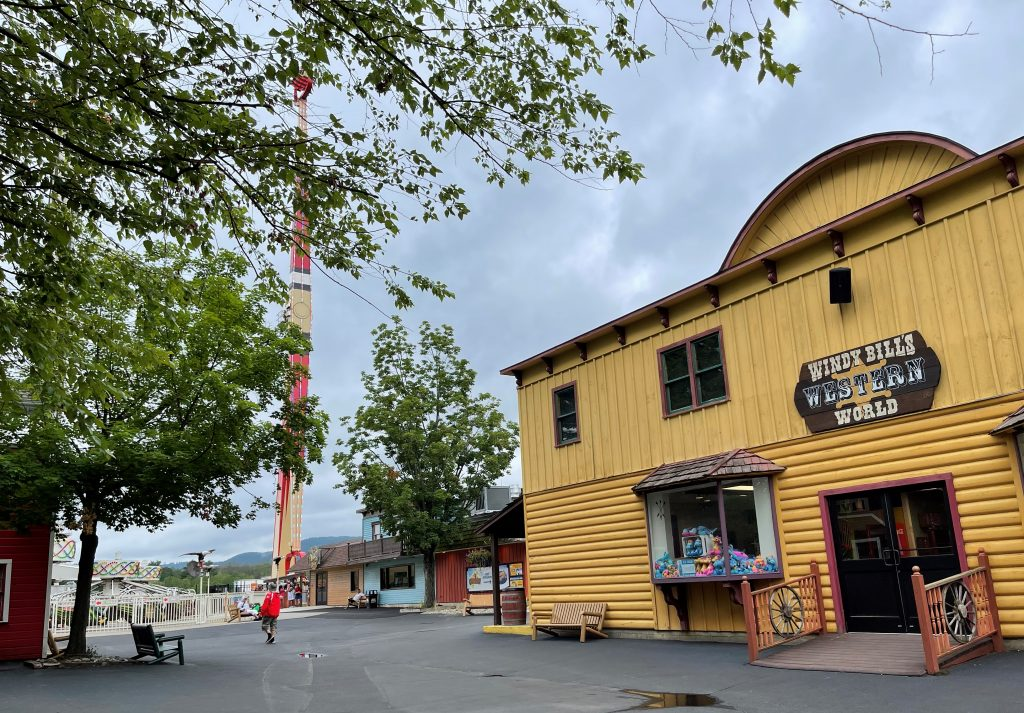 Windy Bill's in Ghost Town