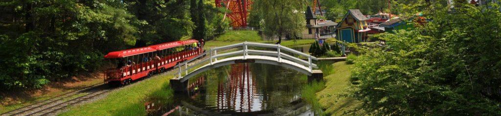 Storytown Train & Waterway