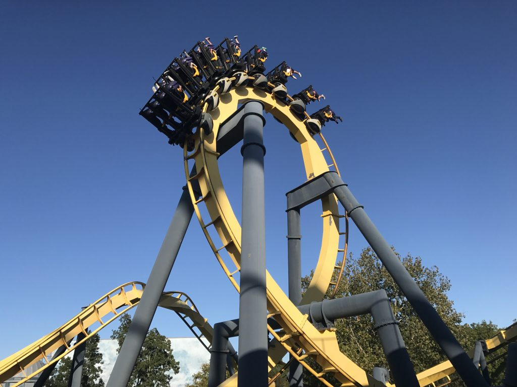 Batman The Ride High In The Sky