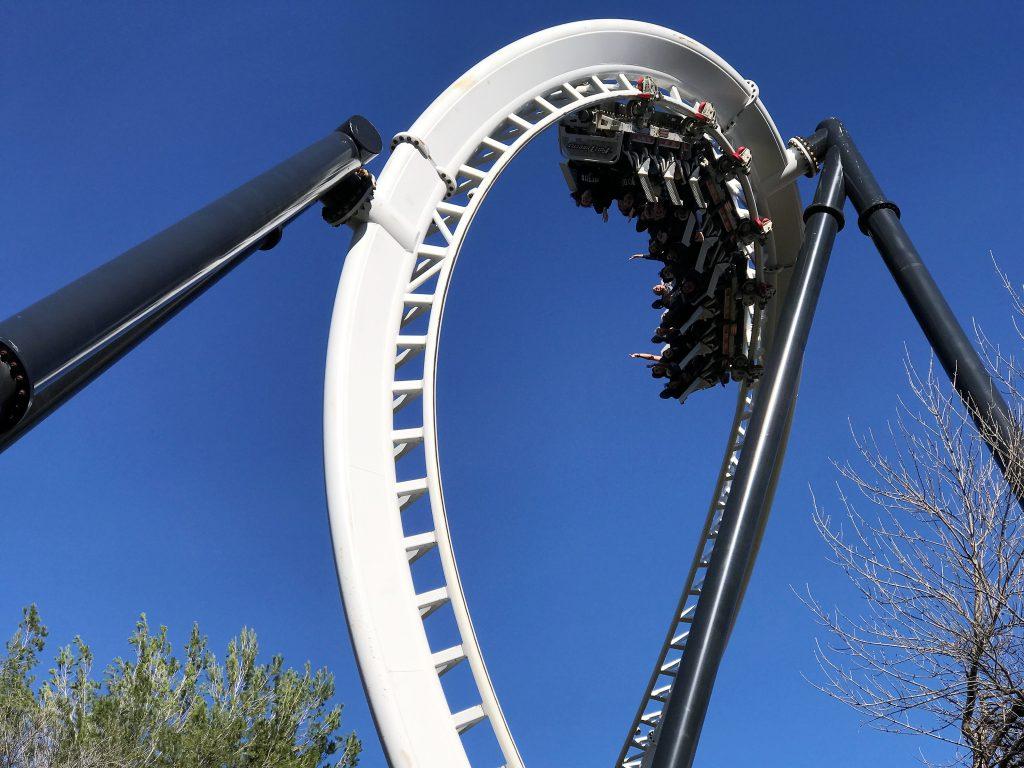 Full Throttle aka YOLO Coaster
