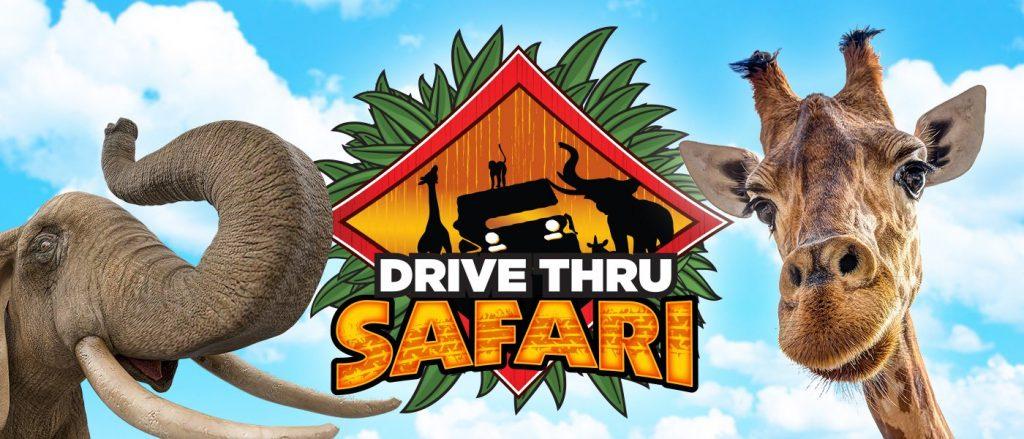 Wild Safari Drive-Thru Adventure Logo
