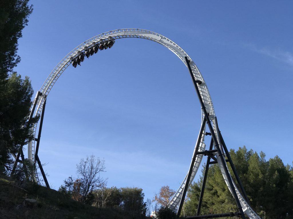 Full Throttle Vertical Loop