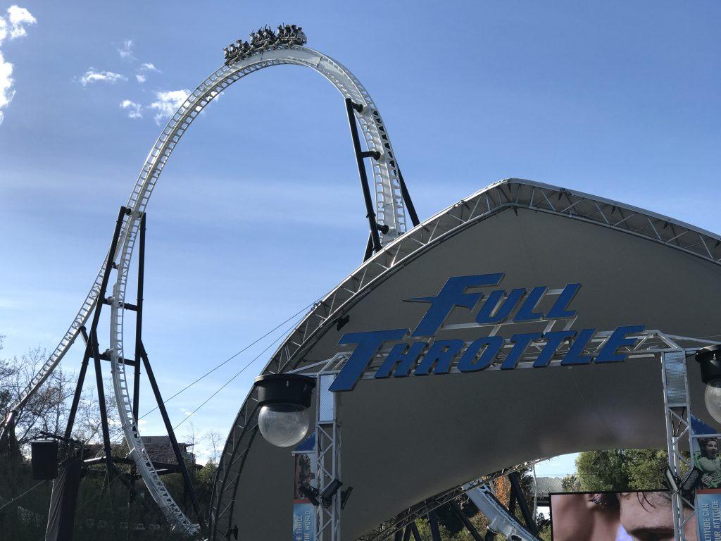 YOLO Coaster Loop & Top Hat